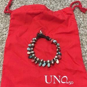 UNO de 50 Spring 2018 Collection Bracelet